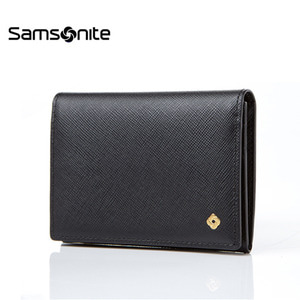 [쌤소나이트] MORGAN BUSINESS CARDCASE BLACK